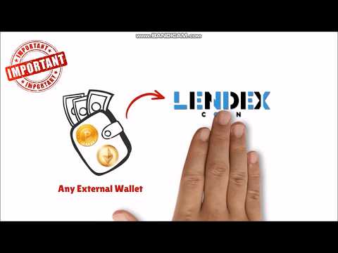 How to buy bitcoin and ethereum for Lending at Lendex