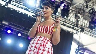 Jessie Ware - Live in Coachella (2013)