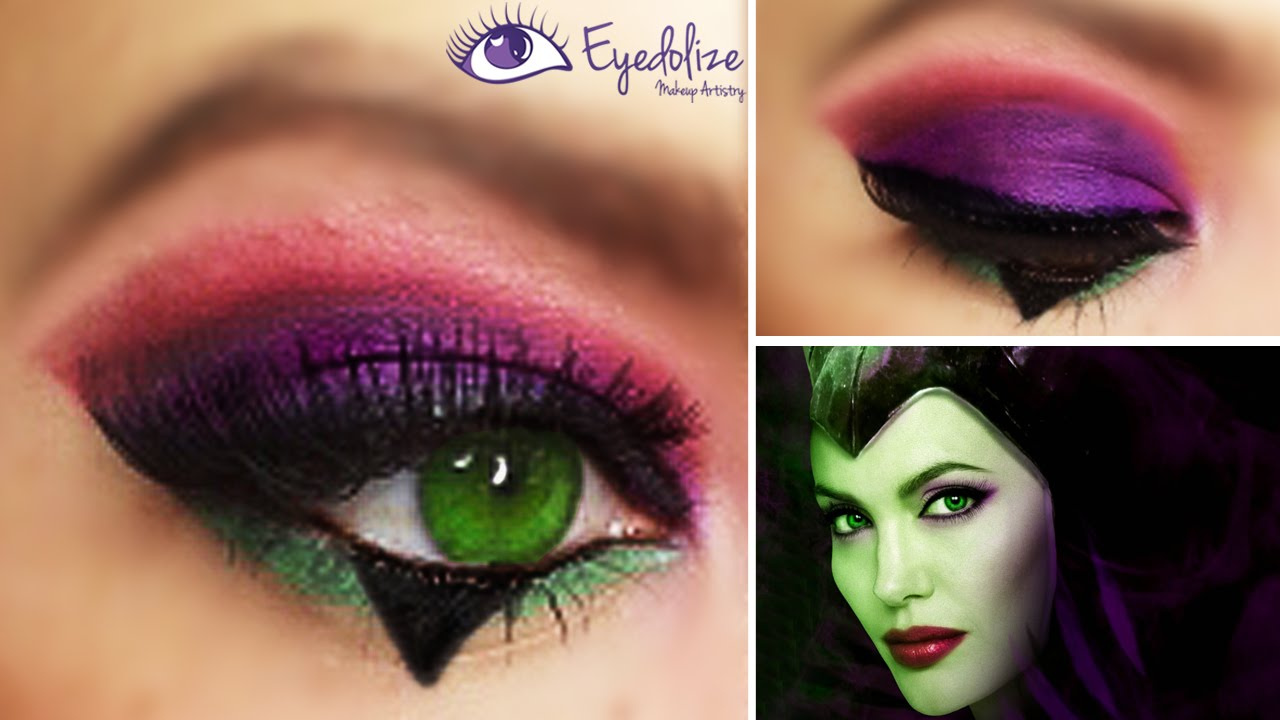 Disney maleficent inspired eyeshadow tutorial by eyedolize makeup disney maleficent inspired eyeshadow tutorial by eyedolize makeup baditri Gallery