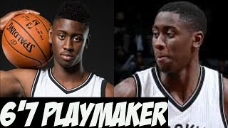 It's Time To Pay Attention To Caris Levert - 6'7 Wing With Point Guard Abilities