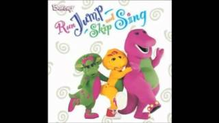 Watch Barney Silly Sounds video