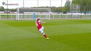 Arsenal Women v Thierry Henry | Golden Goals