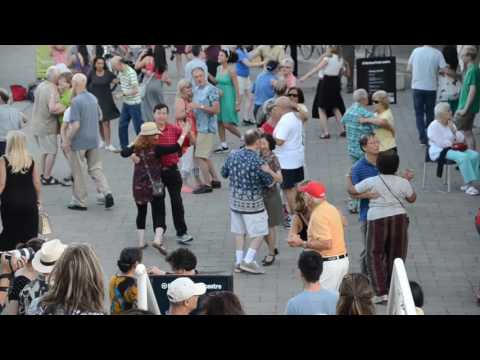 Songster at Harborfront Free Dance Meetup