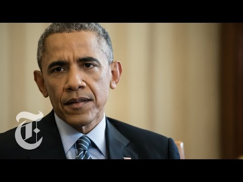 Iran Nuclear Deal: The Obama Doctrine & Iran | EXCLUSIVE FULL INTERVIEW | The New York Times