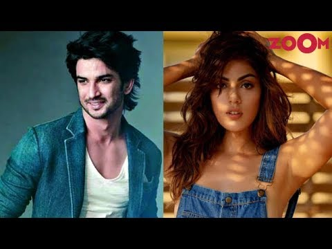 Are Sushant Singh Rajput and Rhea Chakraborty dating? | Bollywood Gossip