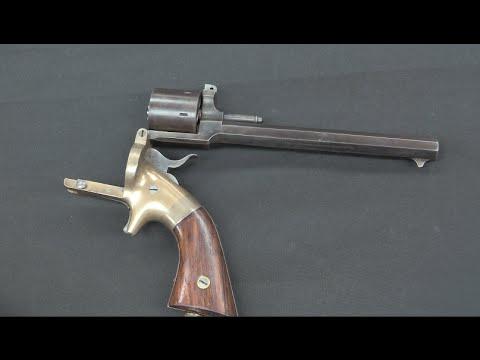 Pond.32 Rimfire Revolver