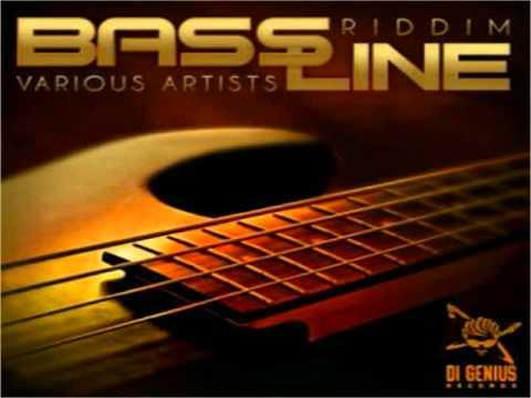 BASSLINE RIDDIM MIX (JUNE 2012) BIG SHIP / DI GENIUS RECORDS (FULL PROMO)