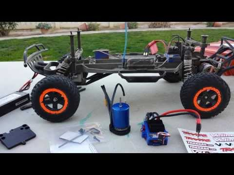 How to clean rebuild velineon 3500 brushless motor for Velineon 3500 brushless motor rebuild kit