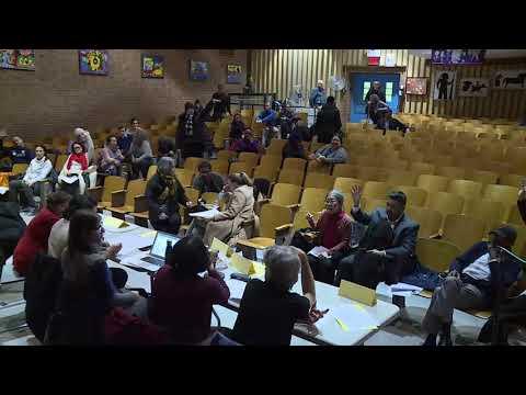 Manhattan Community Board #3 - January 28, 2020