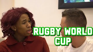 Living With Afrikaans Ep4 - England Vs South Africa Rugby World Cup Final 2019 (Lasizwe Dambuza)