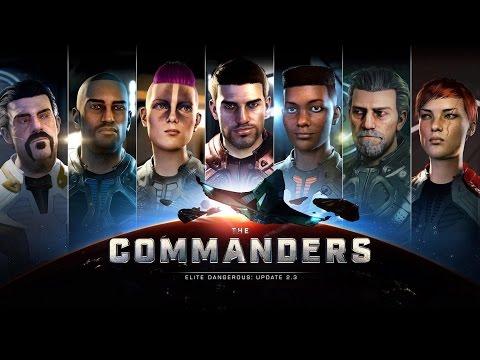 OCULUS VR | Elite Dangerous - The Commanders Update | LIVE Tonight