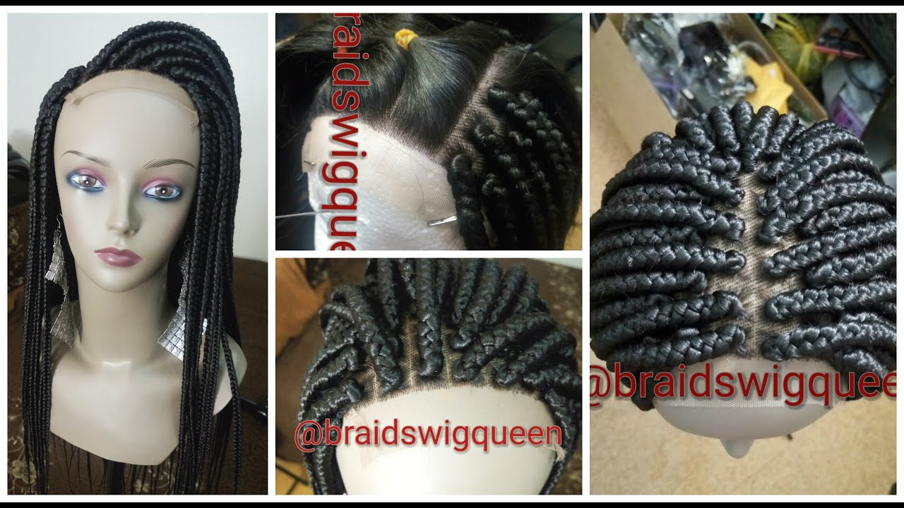 how to braid hair for a closure | Howsto.Co