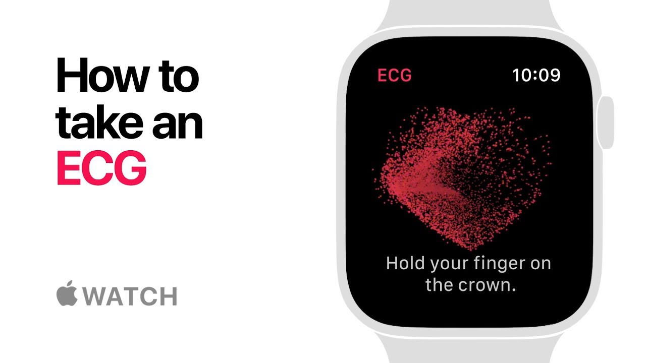 Apple Watch Series 4 How To Take An Ecg Apple Youtube