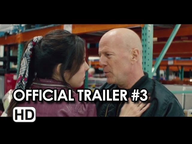 Red 2 Official Trailer #3 (2013) - Bruce Willis, Catherine Zeta-Jones, Action Movie HD Travel Video