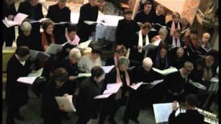 BENEDICTUS de la Saint Ludwig Messe de Joseph Gregor ZANGL par la CHORALE LITURGIQUE du GOLO