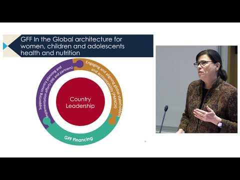 Global Leadership Series: The Global Financing Facility (GFF)