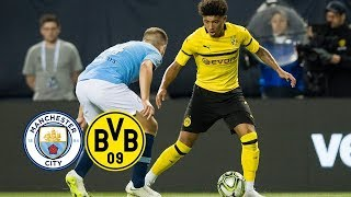 Manchester City - Borussia Dortmund 0-1 | Full Highlights und the Goal of Mario Götze