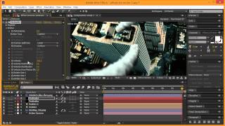 Missile Explosion VFX After Effects Trapcode Particular Basics Tutorial Part 2
