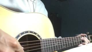 Những ngày vắng em - anh khoa guitar cover