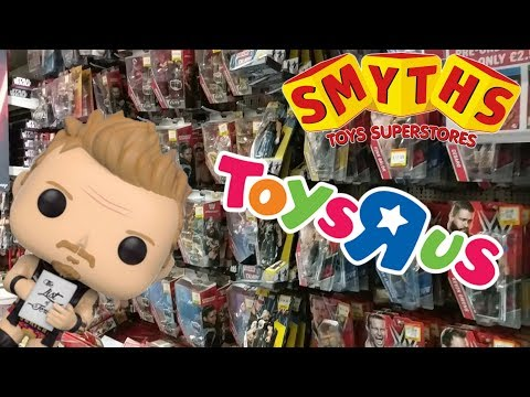 TOY HUNT... YOU JUST MADE THE LIST!!!