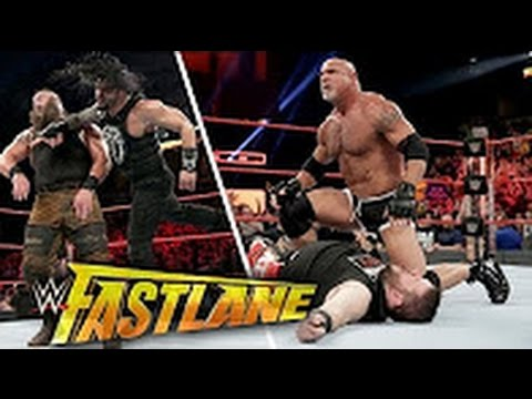 WWE Fastlane 2017 Highlights HD