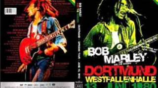Bob Marley Live in Dortmund Germany 1980.