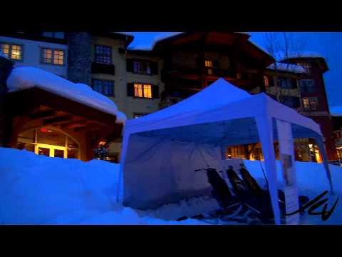 Sun Peaks Resort by Kamloops -  Alpine Village Tour - YouTube