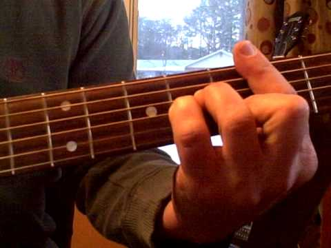 The Way Fastball Guitar How To Easy Lesson For Beginner Guitar