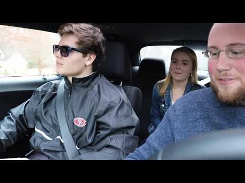 Carpool Karaoke (AMIGOS Edition)