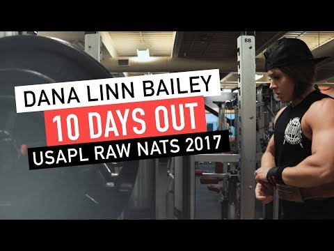 10 DAYS OUT | USAPL RAW NATS 2017