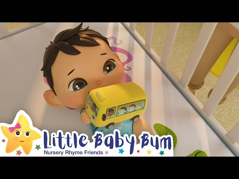 Time For Bed | New Twinkle Little Star | Kids Song | Little Baby Bum