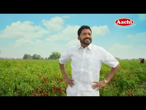 MARLIA ADS | AACHI MASALA | MD TVC | HD | 2017
