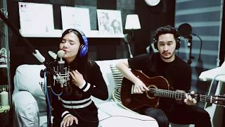Download ADALAH AKU - CAKRA KHAN , ( LIVE COVER by AFIFAH & JEJE) Mp3