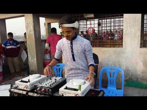 Indian mixing DJ music