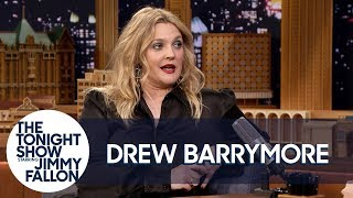 Drew Barrymore Keeps It Real on Her Instagram
