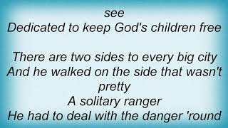Travis Tritt - Southern Justice Lyrics