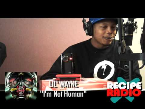 Recipe Radio on Lil' Wayne