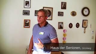 Haus der Senioren Grünberg, Aktive Pflege mit Herz II