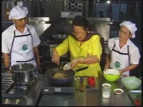 DSD-CTA 05 สิบเมนูอาหารไทยยอดนิยม ตอน การทำพะแนง