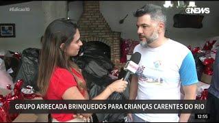 Roda de Brinquedo - GLOBO NEWS - 2018