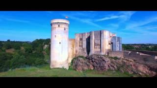 """Falaise """"Ma Normandie"""" - Château Guillaume Le Conquérant"""