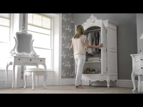 Charming HomesDirect365 Antique French Furniture The La Rochelle Collection