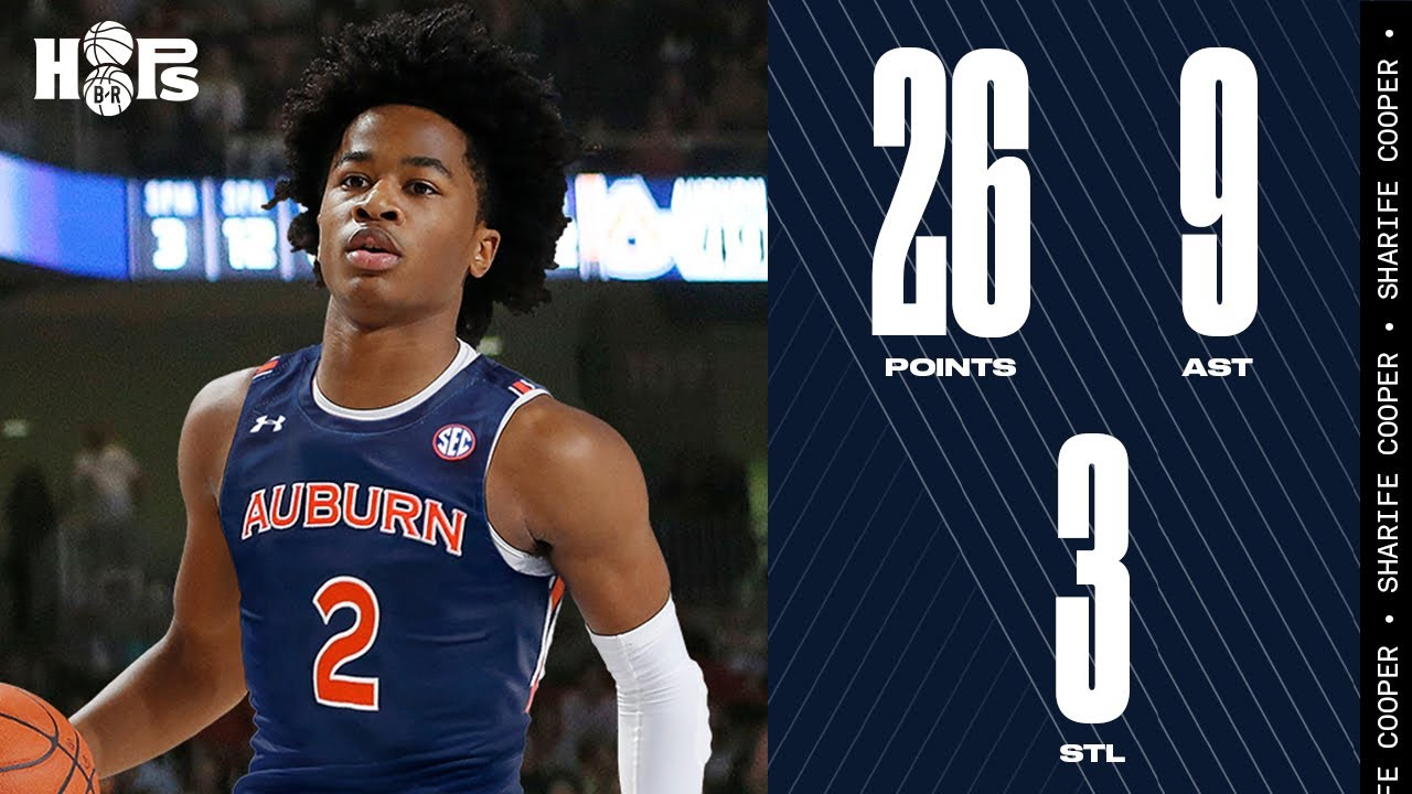 Sharife Cooper: 4 things to know about Auburn basketball 5-star ...