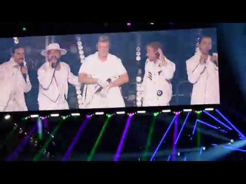 Backstreet Boys - Everybody  [Live At Lisbon DNA World Tour 2019]