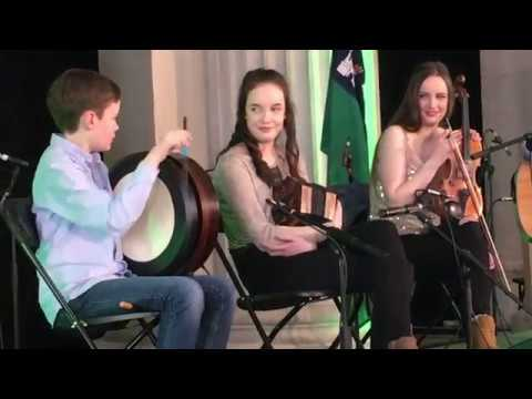 The Maguires at Temple Bar Tradfest 2017