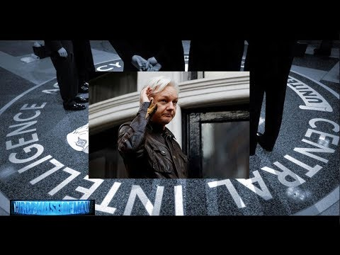 "Julian Assange ""Secretly Charged"" The End Of WikiLeaks? 11/17/2018"