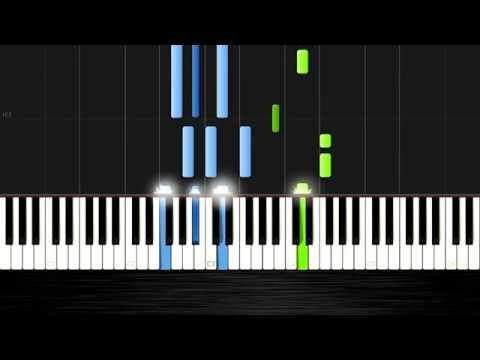 One Direction - Night Changes - Piano Cover/Tutorial by PlutaX - Synthesia