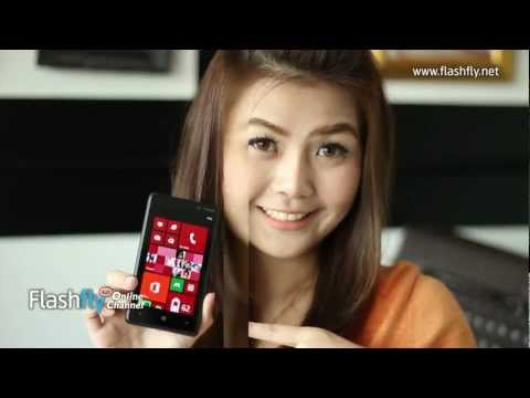 Flashfly Online Channel : Nokia Lumia 820 ( Application )