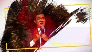 58 Pastor's Message Pdt DR Ir Niko Njotorahardjo September 2019