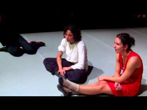 Kinderreporters Anke en Cézanne - Blauwe storm: interview